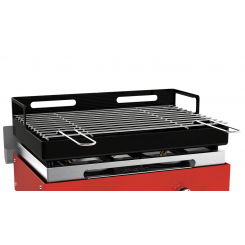 Accessoire barbecue pour plancha