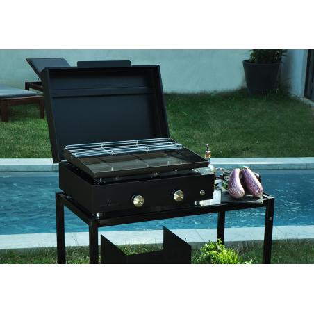 Couvercle de protection pour plancha Simplicity ☀ Verycook