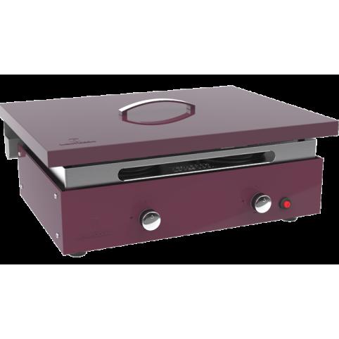 Couvercle de protection pour plancha violet 3
