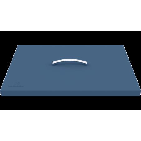 Couvercle de protection pour plancha bleu 1