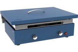 Couvercle de protection pour plancha bleu 3