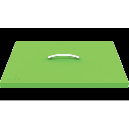 Couvercle de protection pour plancha vert 1