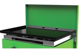 Couvercle de protection pour plancha vert 2