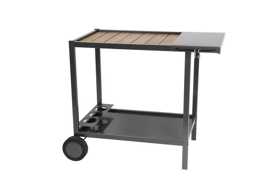 pack plancha gaz inox 2 feux simplicity chariot. Black Bedroom Furniture Sets. Home Design Ideas
