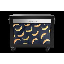 Desserte pour plancha pratique avec tiroir ☀ Verycook
