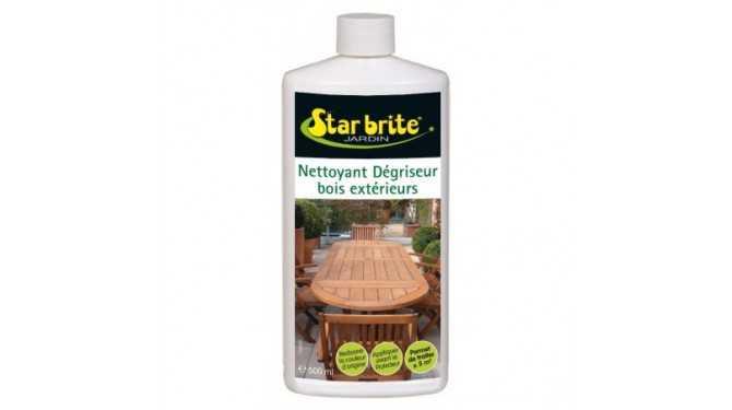 Nettoyant/Dégriseur bois chariot plancha