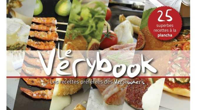 Livre de recettes - Verybook
