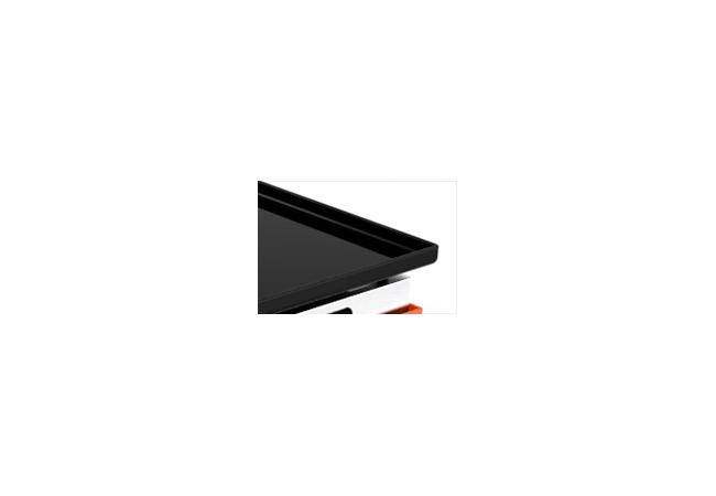 Plaque de cuisson acier émaillé pour SMART60