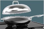 3 achat plancha wok