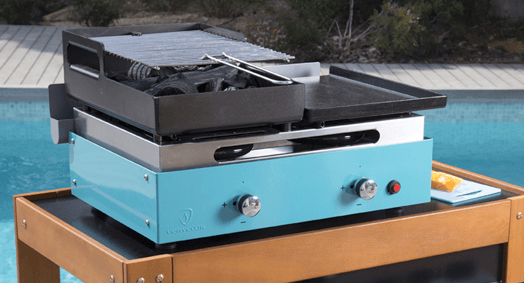4 combine plancha barbecue