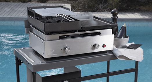 6 combine plancha barbecue