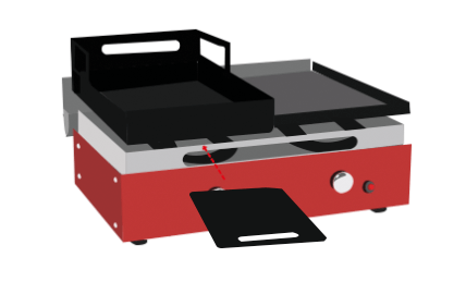achat barbecue plancha 1 smart60 1
