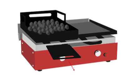 achat barbecue plancha 2 smart60 2