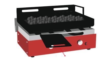 achat barbecue plancha bbq60 2
