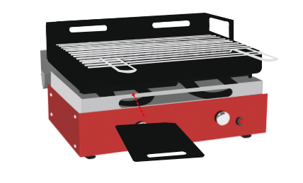 achat barbecue plancha bbq60 4