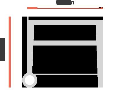 chariot plancha 10 gauche