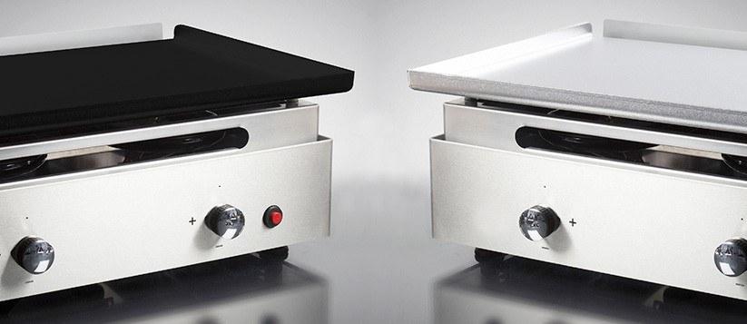 quelle plaque de plancha choisir pour la cuisson comparatif d taill. Black Bedroom Furniture Sets. Home Design Ideas