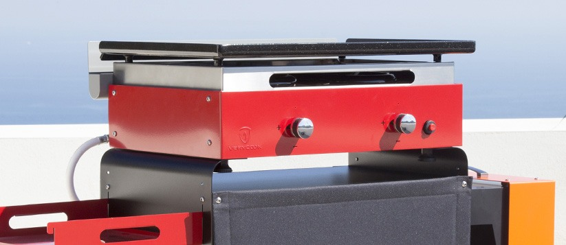 tuyau de gaz pour plancha gaz butane ou propane verycook. Black Bedroom Furniture Sets. Home Design Ideas